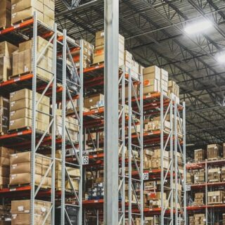 high capacity fulfillment center